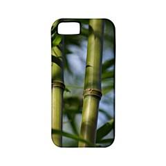 Bamboo Apple Iphone 5 Classic Hardshell Case (pc+silicone)