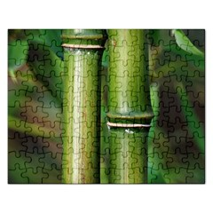 Bamboo Jigsaw Puzzle (rectangle)
