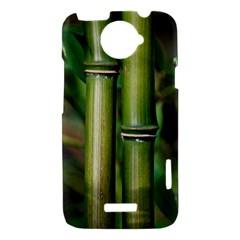 Bamboo HTC One X Hardshell Case