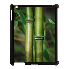Bamboo Apple iPad 3/4 Case (Black)