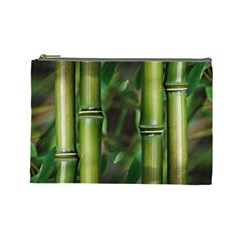 Bamboo Cosmetic Bag (Large)