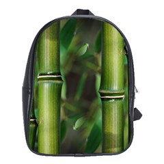 Bamboo School Bag (XL)