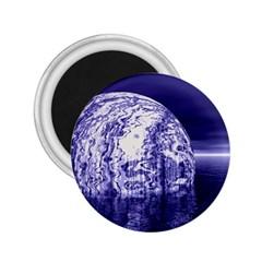 Ball 2.25  Button Magnet