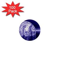 Ball 1  Mini Button (100 pack)