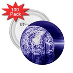 Ball 2.25  Button (100 pack) Front