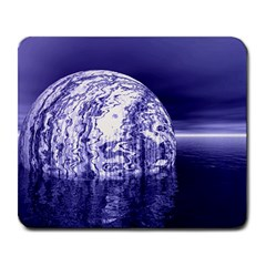 Ball Large Mouse Pad (Rectangle)