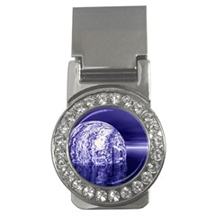 Ball Money Clip (CZ)