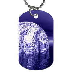 Ball Dog Tag (Two-sided)