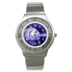 Ball Stainless Steel Watch (Slim)