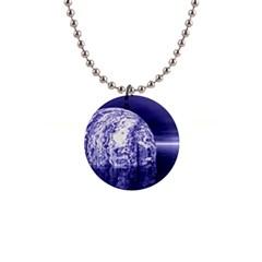 Ball Button Necklace