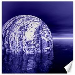Ball Canvas 16  x 16  (Unframed)