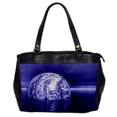 Ball Oversize Office Handbag (one Side)