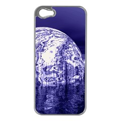 Ball Apple iPhone 5 Case (Silver)