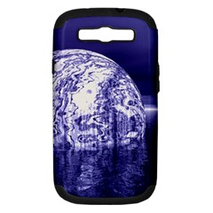 Ball Samsung Galaxy S III Hardshell Case (PC+Silicone)