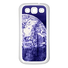 Ball Samsung Galaxy S3 Back Case (White)