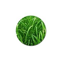 Grass Golf Ball Marker 4 Pack