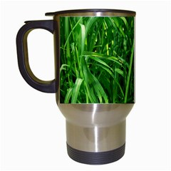 Grass Travel Mug (White)