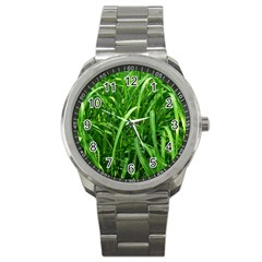 Grass Sport Metal Watch