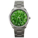 Grass Sport Metal Watch Front