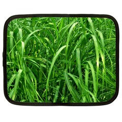 Grass Netbook Sleeve (large)