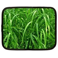 Grass Netbook Sleeve (XL)