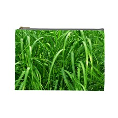 Grass Cosmetic Bag (large)
