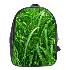 Grass School Bag (Large)