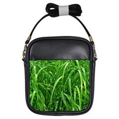 Grass Girl s Sling Bag
