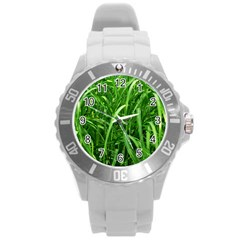 Grass Plastic Sport Watch (Large)
