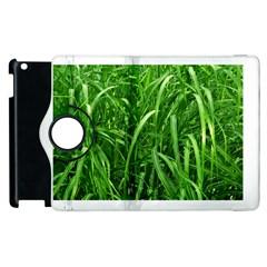 Grass Apple iPad 2 Flip 360 Case