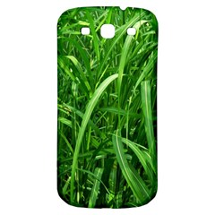 Grass Samsung Galaxy S3 S III Classic Hardshell Back Case