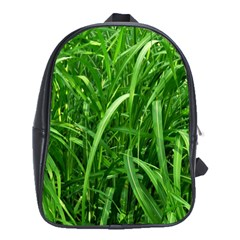 Grass School Bag (xl)