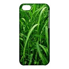 Grass Apple Iphone 5c Hardshell Case