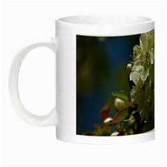 Cherry Blossom Glow in the Dark Mug