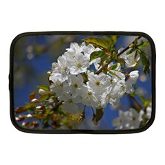 Cherry Blossom Netbook Sleeve (Medium)