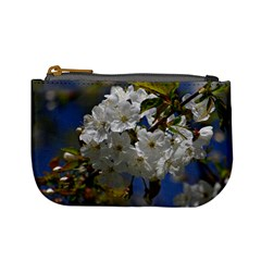 Cherry Blossom Coin Change Purse