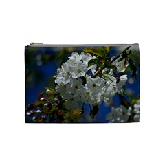 Cherry Blossom Cosmetic Bag (Medium)
