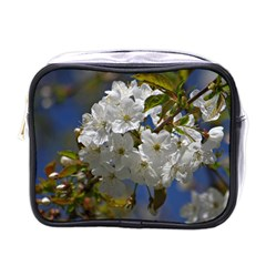 Cherry Blossom Mini Travel Toiletry Bag (One Side)