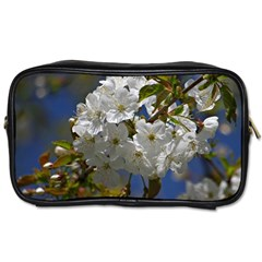 Cherry Blossom Travel Toiletry Bag (one Side)
