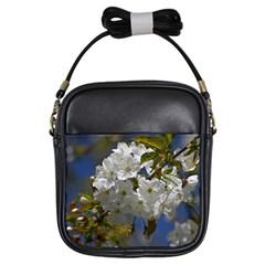 Cherry Blossom Girl s Sling Bag