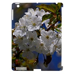 Cherry Blossom Apple iPad 3/4 Hardshell Case (Compatible with Smart Cover)