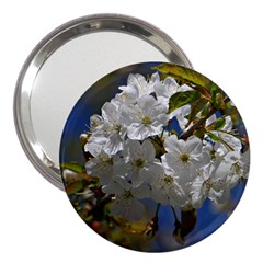 Cherry Blossom 3  Handbag Mirror