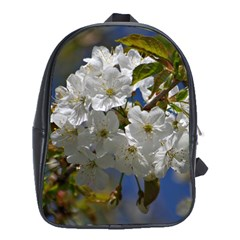 Cherry Blossom School Bag (XL)