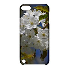 Cherry Blossom Apple iPod Touch 5 Hardshell Case with Stand