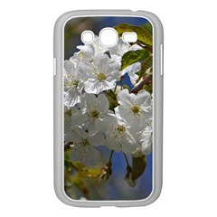 Cherry Blossom Samsung Galaxy Grand DUOS I9082 Case (White)