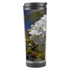 Cherry Blossom Travel Tumbler