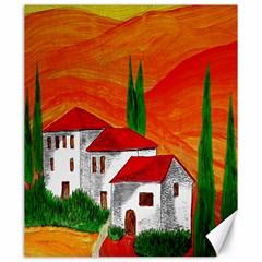 Mediteran Canvas 20  x 24  (Unframed)
