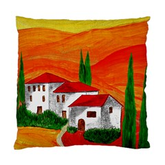 Mediteran Cushion Case (Single Sided)
