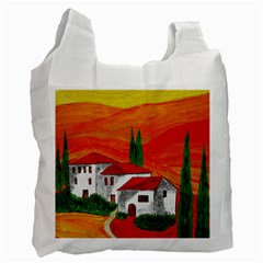Mediteran Recycle Bag (Two Sides)