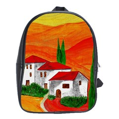 Mediteran School Bag (Large)
